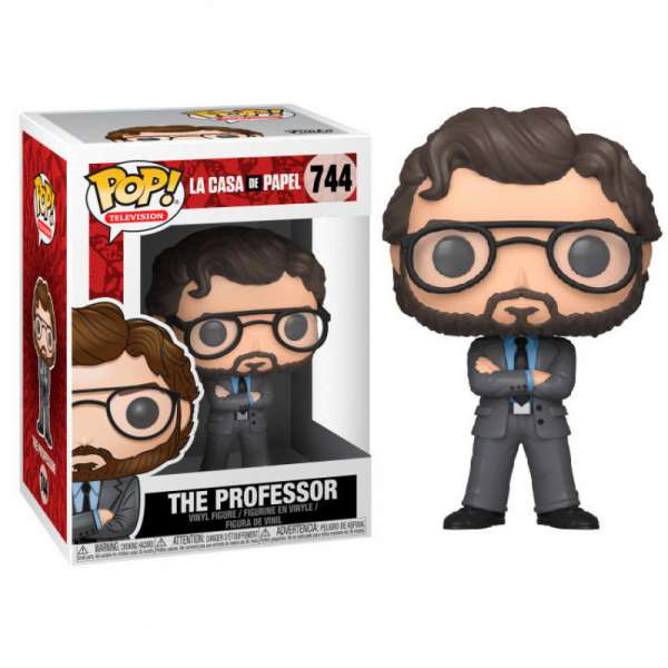 LA CASA DE PAPEL - POP! THE PROFESSOR, 744
