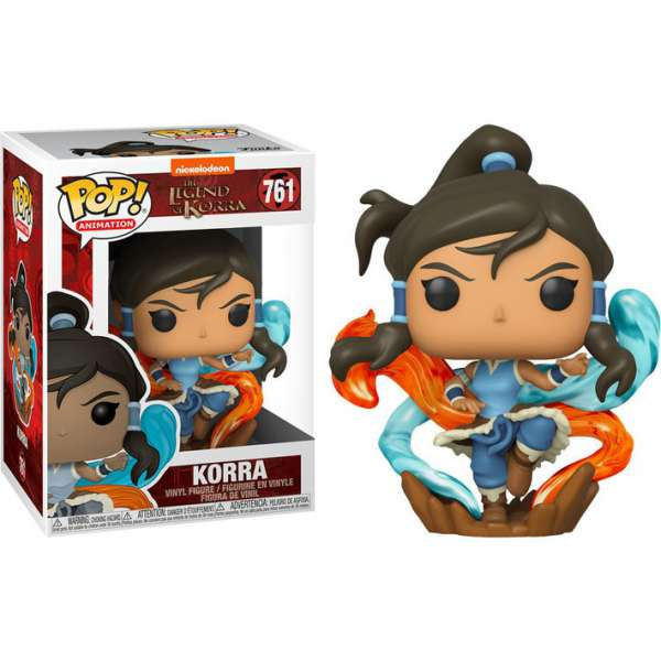 THE LEGEND OF KORRA - POP! KORRA, 761