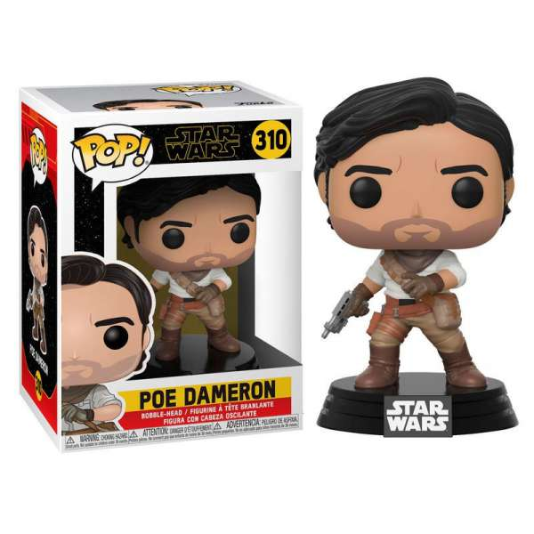 STAR WARS - POP! POE DAMERON, 310
