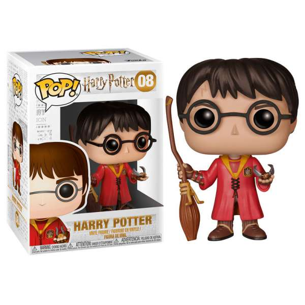 HARRY POTTER - POP! HARRY POTTER, 08