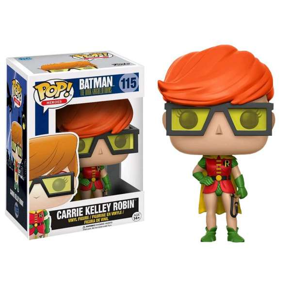 BATMAN - POP! CARRIE KELLEY ROBIN, 115